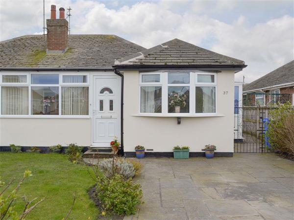 Rossall Beach Cottage in Lancashire