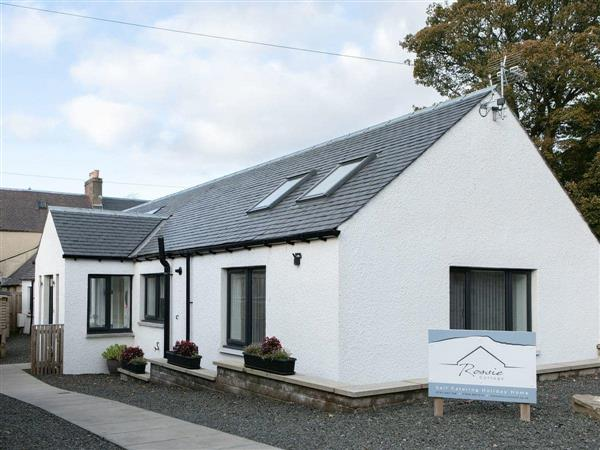 Rossie Cottage from Cottages 4 You
