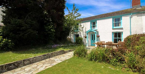 Rosslyn Cottage in Cornwall
