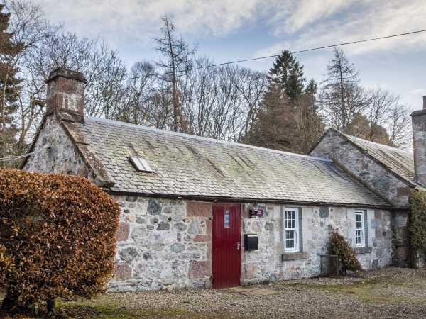 Rottal Bothy in Angus