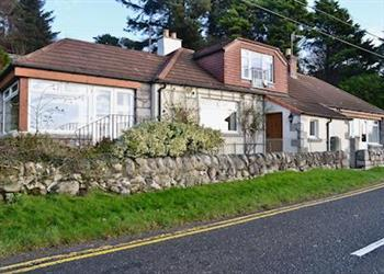 Roughhills Cottage in Kirkcudbrightshire
