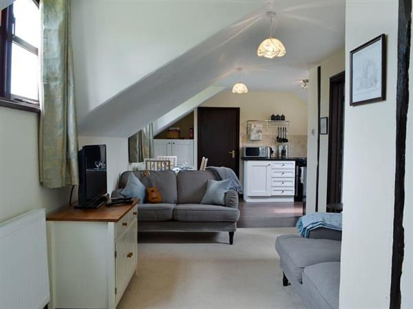 Roundwood - Grooms Loft in Powys