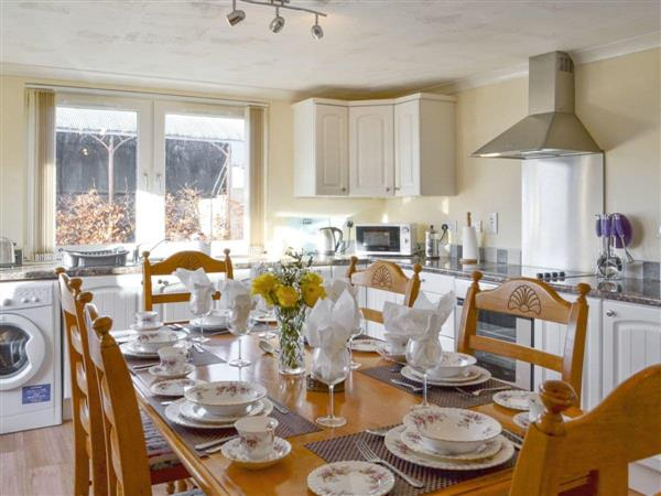Rousland Cottages - The Granary in West Lothian