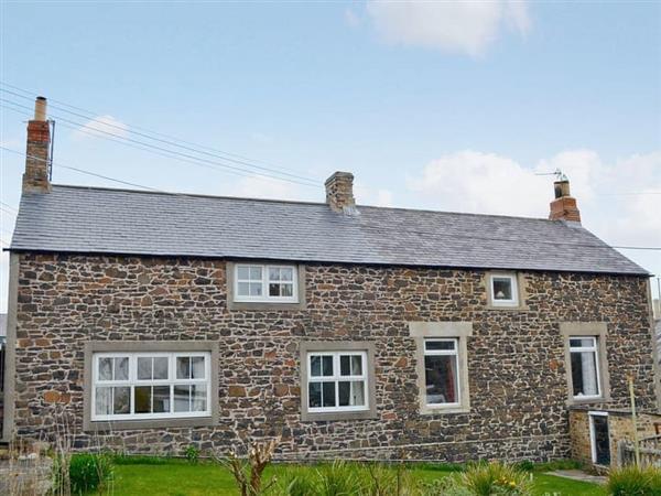 Rowan Cottage in Northumberland