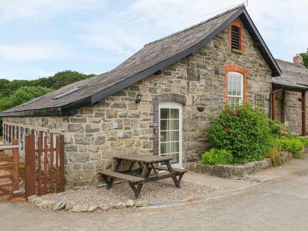 Rowan Cottage in Powys