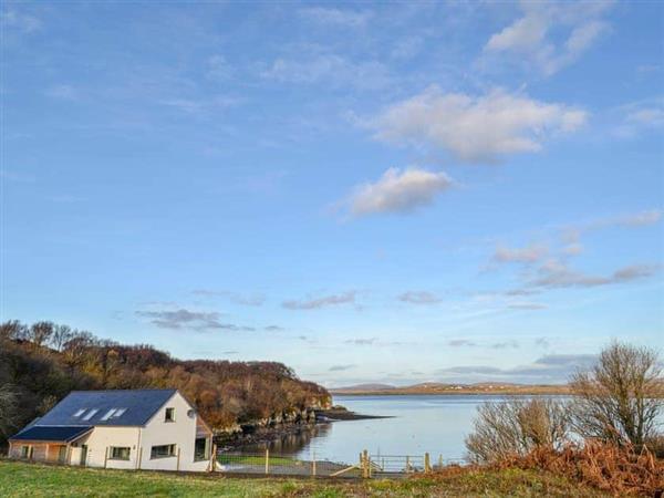 Rowan House in Isle Of Skye