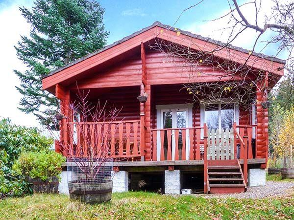 Rowan Lodge in Ross-Shire