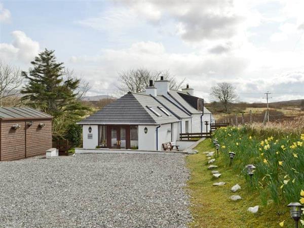 Rowan Tree Cottage in Isle Of Skye