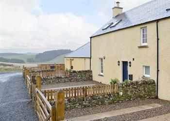 Rowan Tree Cottage in Selkirkshire