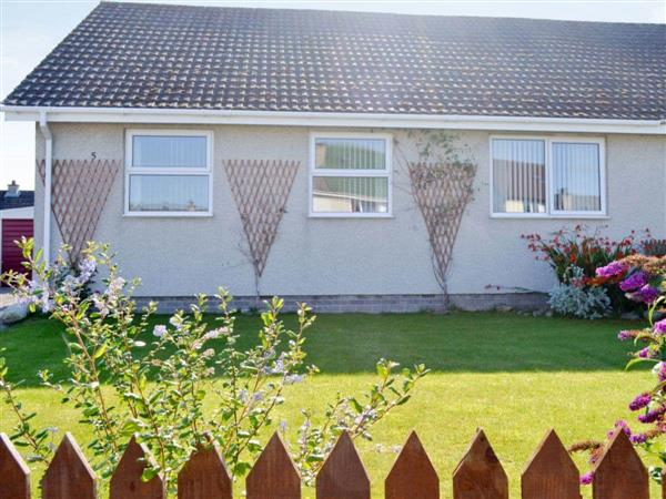 Rowanlea Cottage in Morayshire