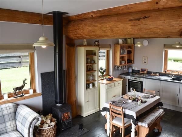 Rowanlea Lodge in Aberdeenshire