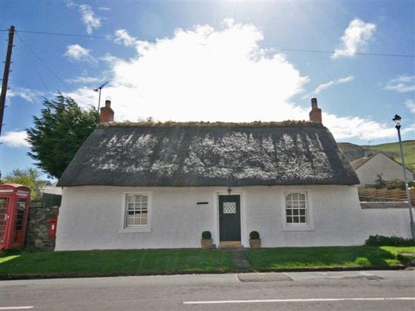 Rowantree Cottage in Roxburghshire