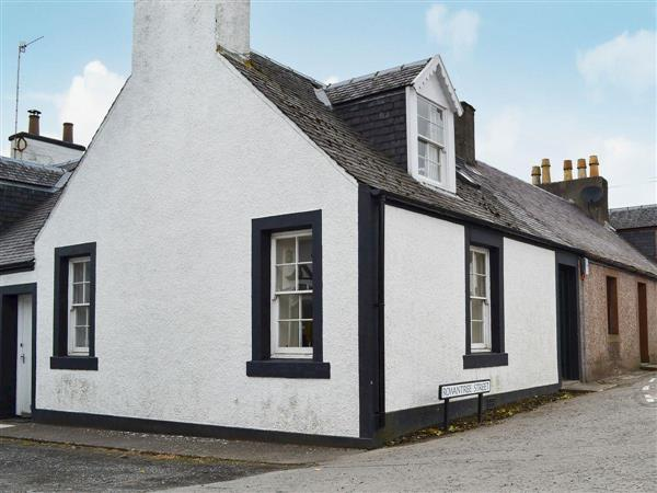 Rowantree Cottage in Ayrshire