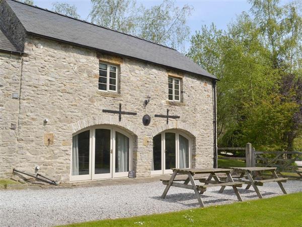 Rowdale Farm - Coach House in Derbyshire