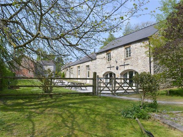 Rowdale Farm - The Byre in Derbyshire