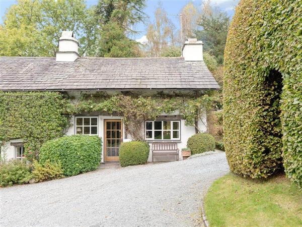 Rowlandson Ground Cottage in Cumbria