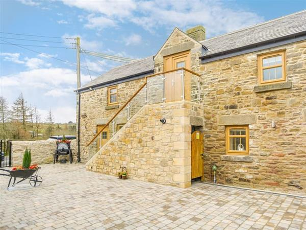 Rowley Stone Cottages - Swallow Cottage, Rowley, near Consett, Durham with hot tub