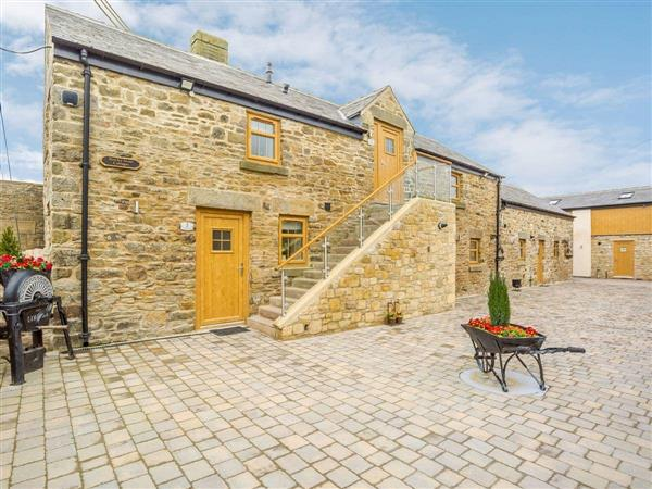 Rowley Stone Cottages - Wagtail Cottage, Rowley, near Consett, Durham with hot tub