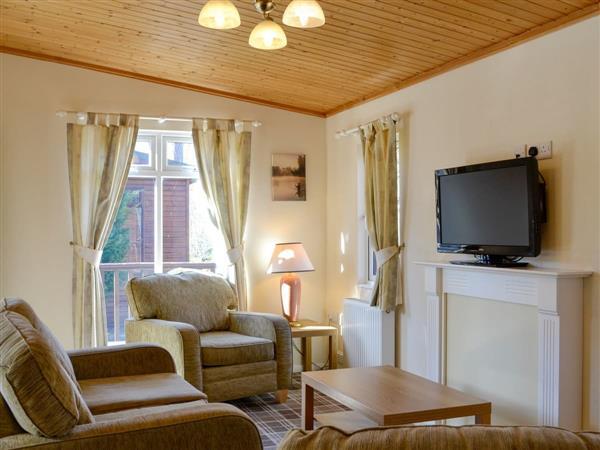 Royal Deeside Woodland Lodges- Lodge C, Dinnet, near Ballater, Aberdeenshire