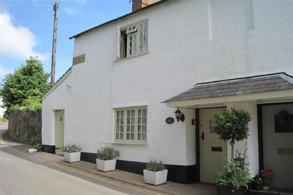 Ruffles Cottage in Dunster, Somerset