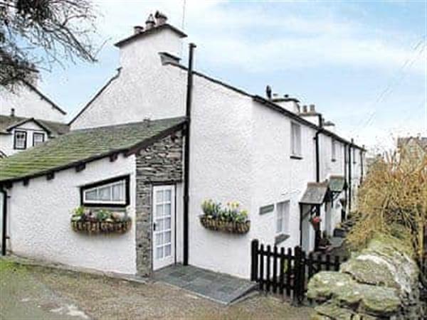 Rustic Cottage in Cumbria
