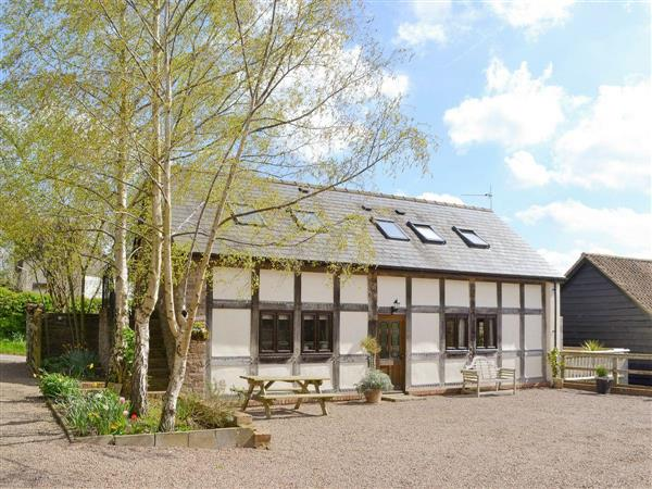 Ruxton Farm - The Byre in Herefordshire