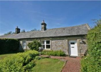 Ryecroft Cottage in Northumberland