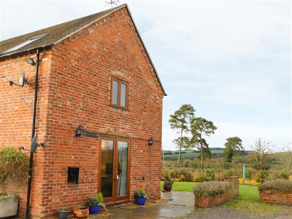 Ryelands Cottage in Shropshire