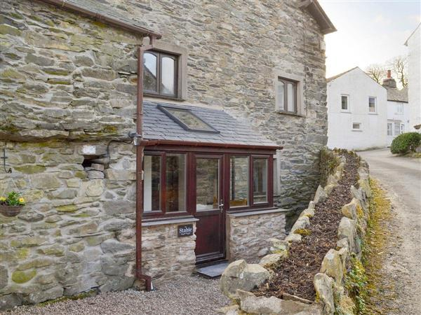 Saddleback Cottages - The Stable in Cumbria