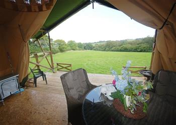 Safari Tent from Toad Hall Cottages