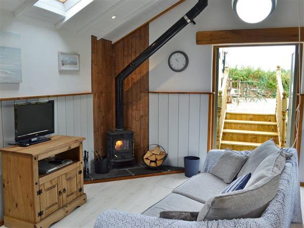 Sail Loft Cottage in Cornwall