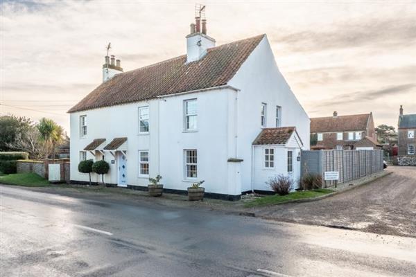 Samphire Cottage (BS) from Norfolk Hideaways