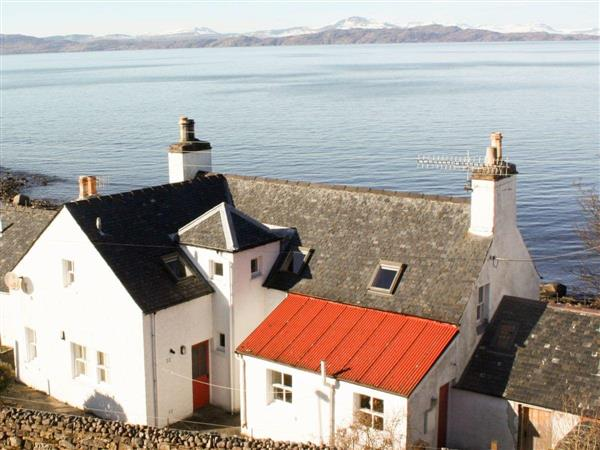 Sanctuary Cottage in Ross-Shire