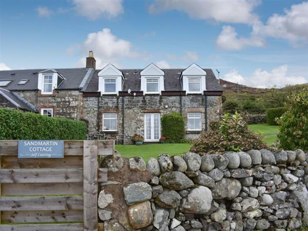 Sand Martin Cottage in Machrie, Blackwaterfoot