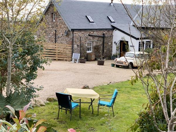 Sanda View Cottage in Sliddery, Isle Of Arran