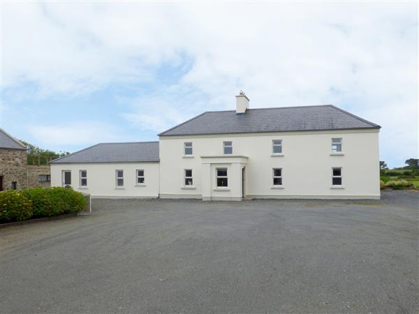 Sanderling Lodge in Wexford