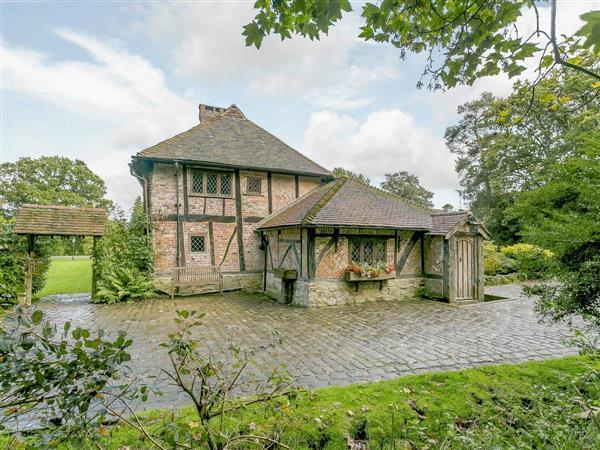 Sandhill Cottage in West Sussex