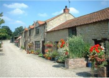 Sands Farm Cottages - Fuchsia Cottage in North Yorkshire