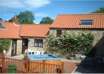 Sands Farm Cottages - Jasmine Cottage in North Yorkshire