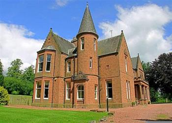 Sandstone Manor in Lanarkshire