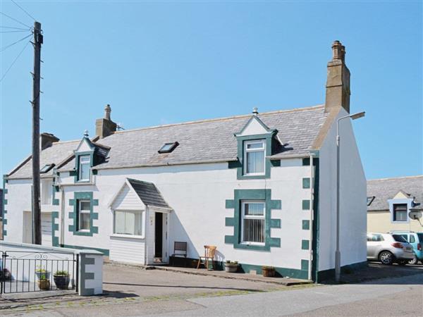 Sandy Brae Cottage in Banffshire