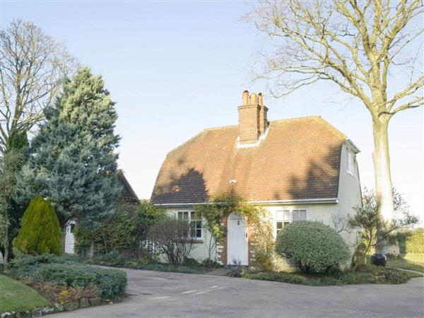 Sapperton Cottage in Surrey