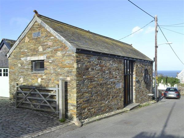 Saundrys Barn in Cornwall