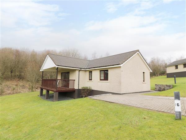 Savita Cottage in Ayrshire