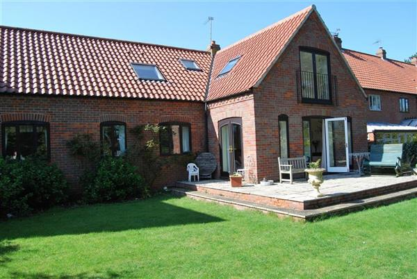 Saxon Shore Cottage from Norfolk Hideaways