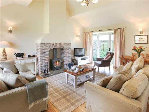 Scalby Lodge Farm - Cottage Three in North Yorkshire