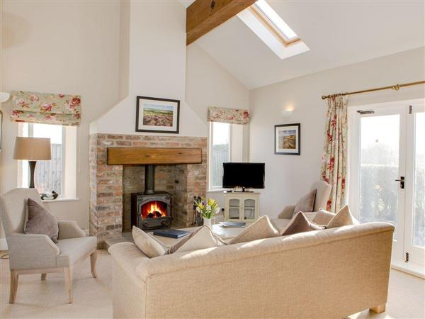 Scalby Lodge Farm Cottage in North Yorkshire