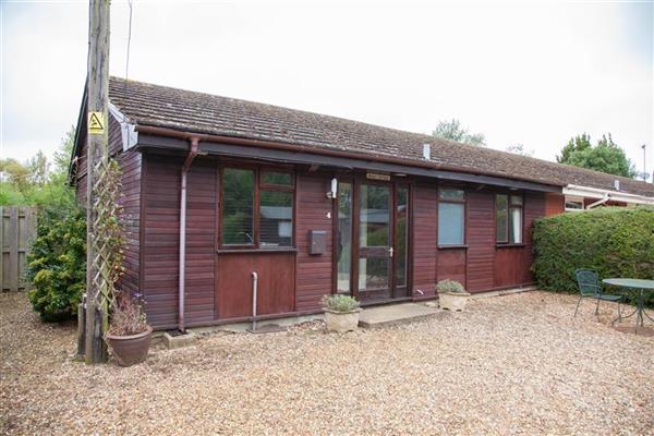 Scalp Cottage in Norfolk