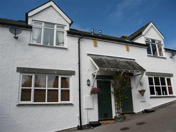 School Knott Cottage in Cumbria