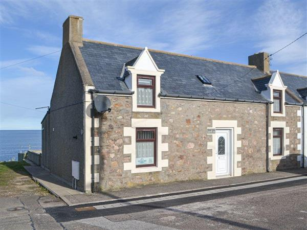 Scott Holiday Cottages - Dolphin View, Portknockie